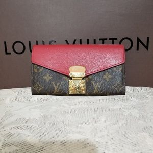 Louis Vuitton Monogram Pallas Wallet